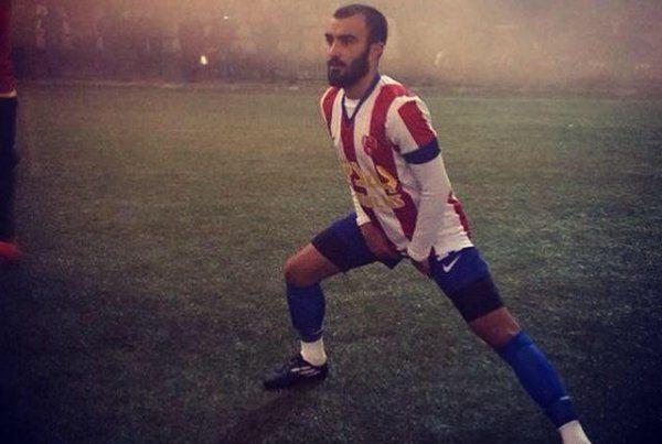 Nusretiyespor'unson transferi Cankat