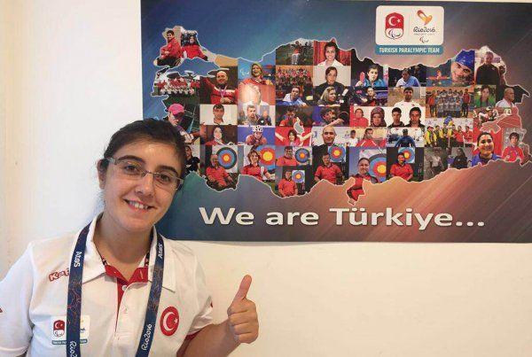 Büyükşehirli Neslihan 3. kez olimpiyatlarda