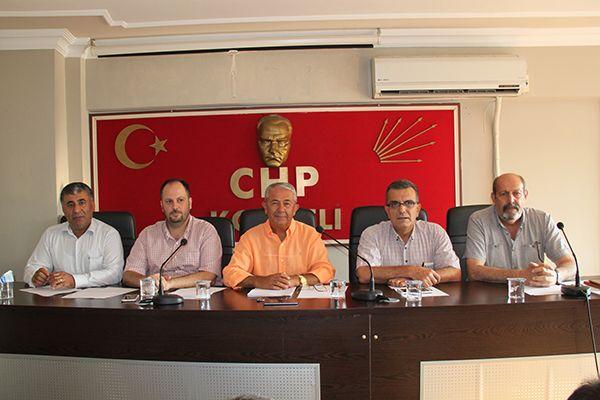 CHP, kentsel dönüşümü masaya yatırdı