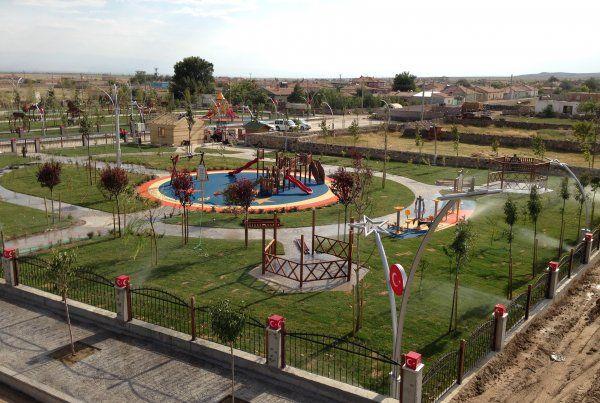 Büyükşehir'denNiğde'ye park