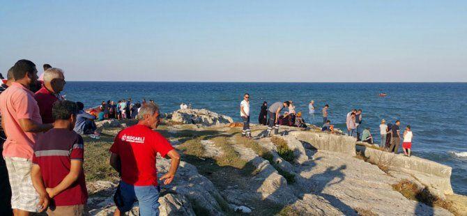 Denizde kaybolan gençlerin cesedi bulundu