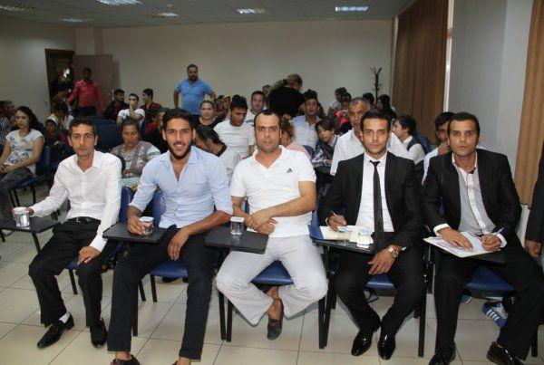 Büyükşehir, evlilik temalı projenin kapanış toplantısını yaptı