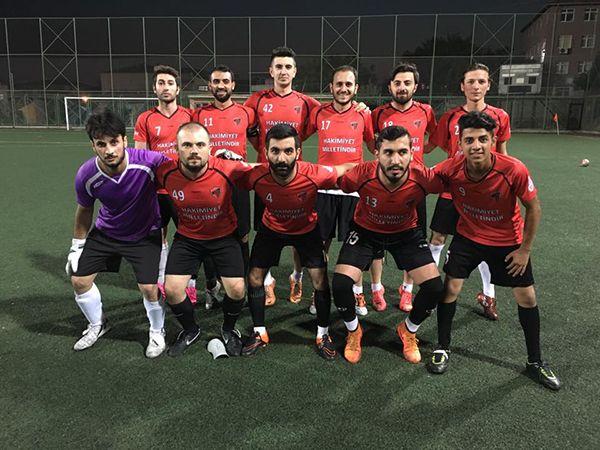 Mustafa Dönmez Turnuvası'ndaŞampiyon Esenspor oldu