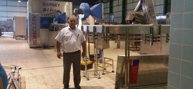 İrşadiye'de yeni su fabrikası