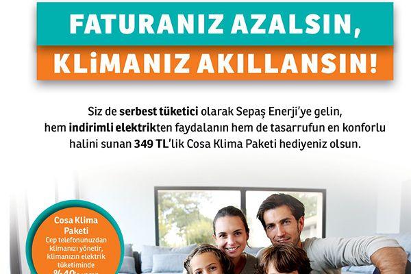 Enerjide tasarruf fırsatı