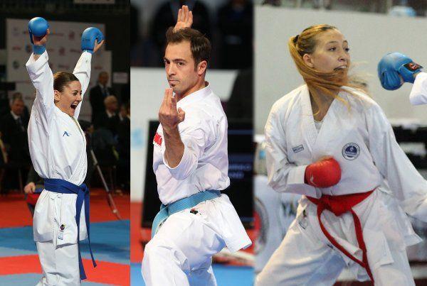 Büyükşehirli karateciler İspanya yolunda