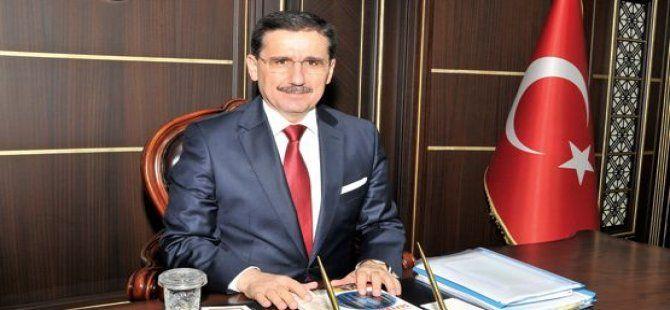 Ercan Topaca Ankara valisi oldu