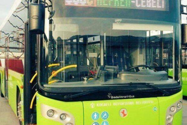 Büyükşehir 3 otobüs hattının güzergahını değiştirdi