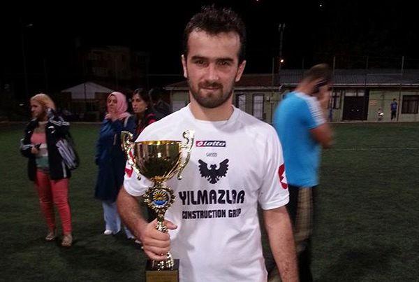 Erol Çolak'ın yeni takımı Üçtepespor