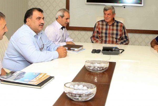 Başkan Karaosmanoğlu, Gebze'de STK'larla buluştu