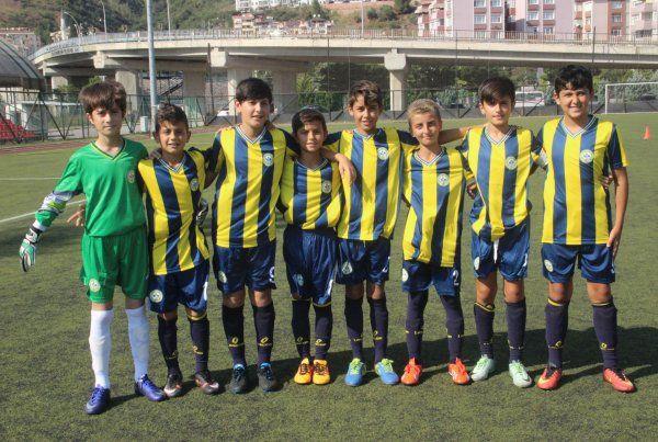 U12 Ligi'nde gol yağmuru