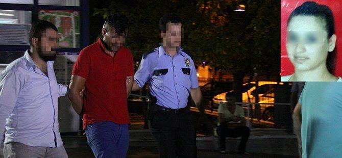 Önce bıçakladı sonra sürükledi, polis fark edince de kaçtı
