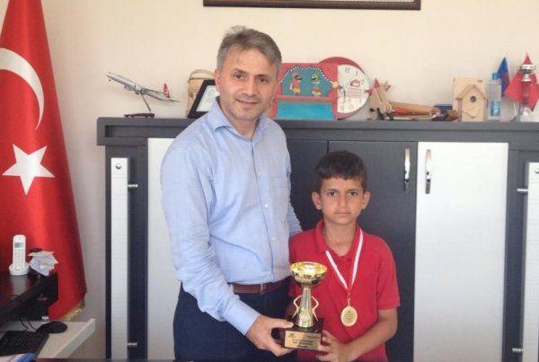 Emirhan Bulut, Türkiye şampiyonu oldu