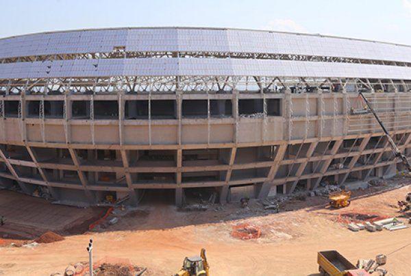 33 bin kişilik stadyum Kocaelispor'a ev sahipliği yapacak