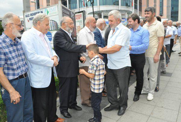 """SP İl Başkanı Sinan Ejderoğlu:""""Birbirimizin samimiyetine güveneceğiz"""""""