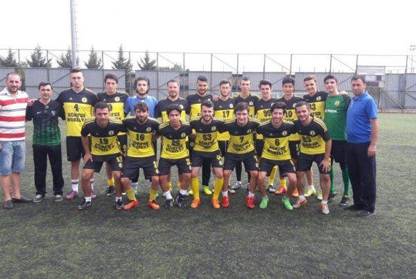 Bekirderespor, Çayırtepe'yi 3-2 yendi