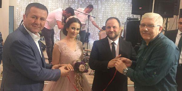 Erkan Bakıroğlu yarın evleniyor