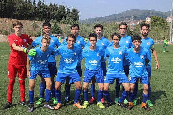 U17 Ligi'nde 31 maç var