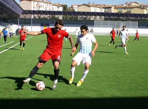 Birlikspor 88'de yıkıldı: 2-1