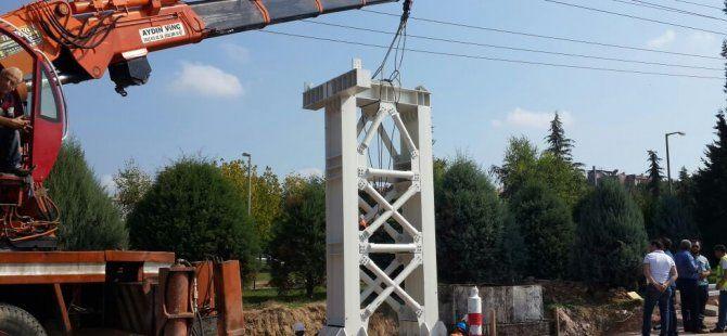 Büyükşehir, D-100 karayoluna yaya köprüsü yapacak