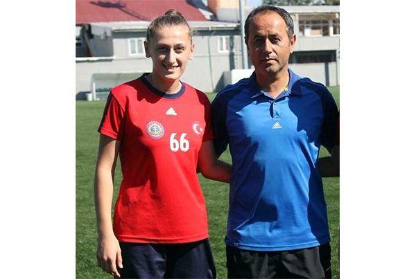 Fatma Sağra Öztürk,U17 Milli Takımda