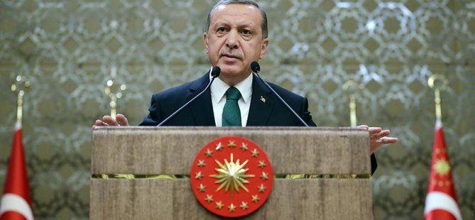 Cumhurbaşkanı Erdoğan: Bu millet gazi millettir