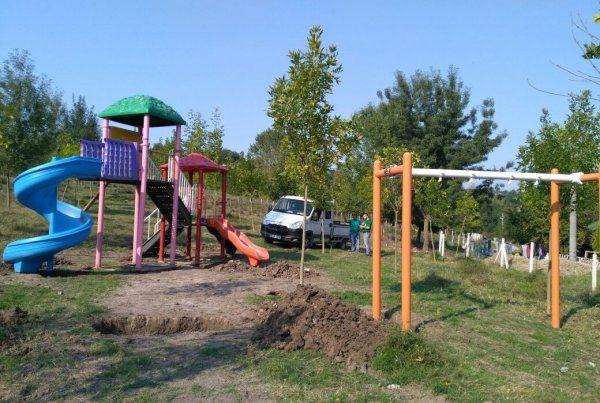 Kartepe'de park ve bahçelerin sayısı artıyor