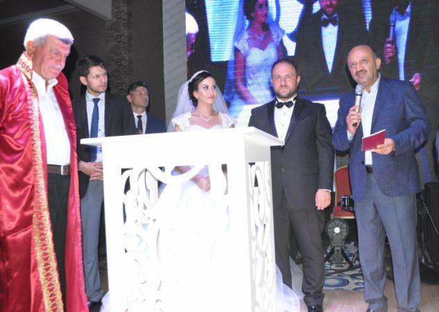 Hande ile Erkan evlendi