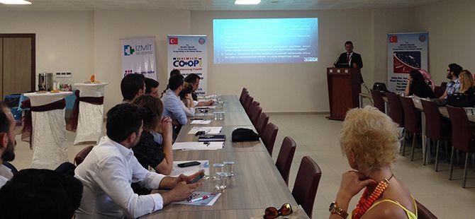 Genç Girişimciler Merkezi, Erasmus programının örnek modeli oldu