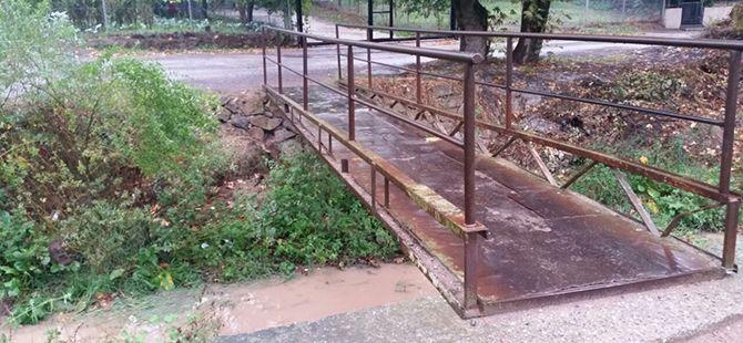 Tehlikeli köprü