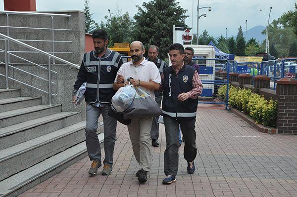 Conkbayırı kurucusu ve müdürü tutuklandı