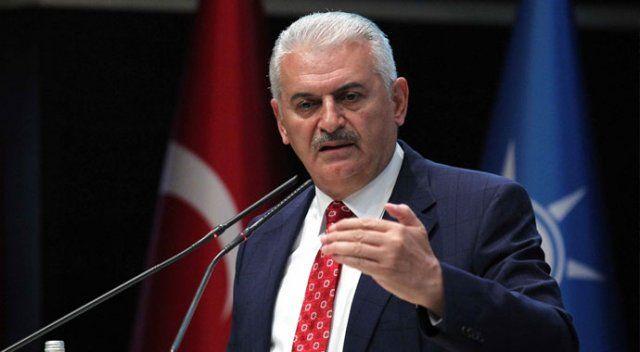 Başbakan'dan imzasız FETÖ ihbarı açıklaması