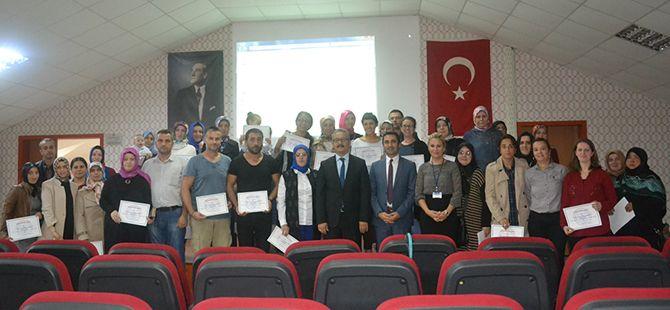 Kazım Karabekir'de Veli Oryantasyon Eğitimi