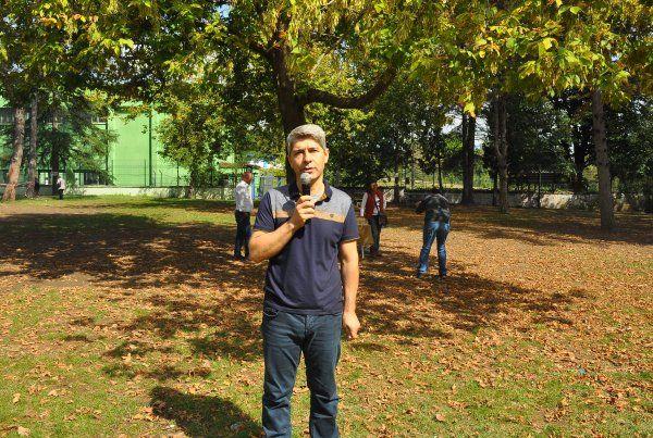 Balkan Türkleri, piknikte eğlendi