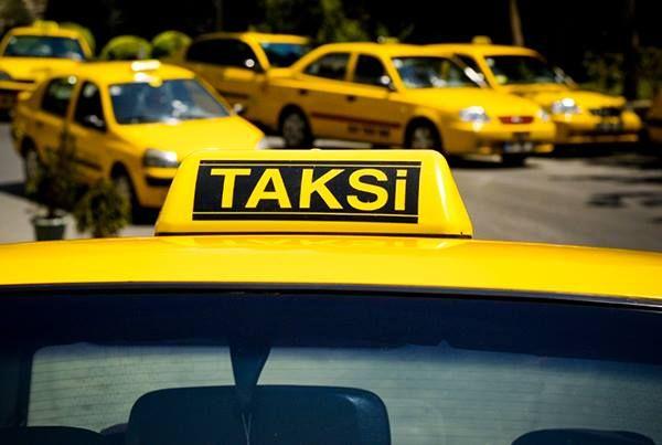 İki taksi durağı için bugün ihale var