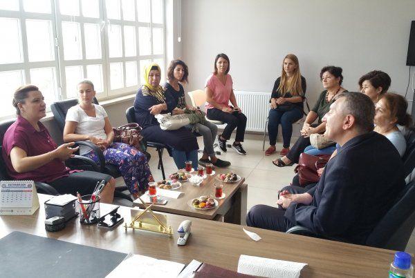 Milletvekili Hürriyet, okulları ziyaret etti