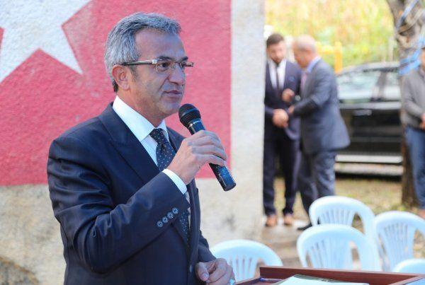 Başkan Köşker, Abdullah Halife'yi anma programına katıldı