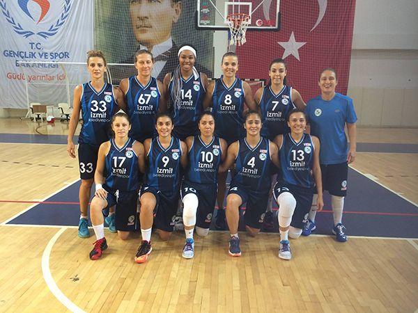 Bayan baskette Federasyon Kupası heyecanı başlıyor