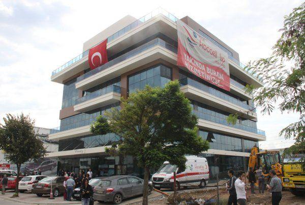 KocaeliTıp Merkezi yeni binasında