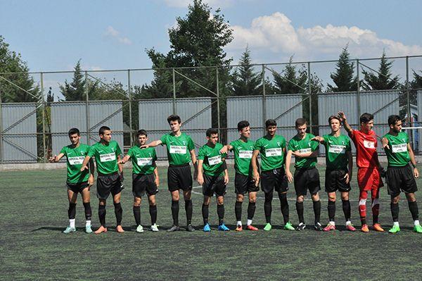 Akademi Ligi'nde 20 maçın 7'sini kazandık