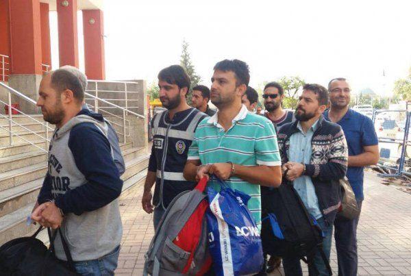 Kocaeli'de 23 öğretmene tutuklama