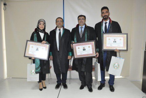Baro'ya 3 yeni avukat