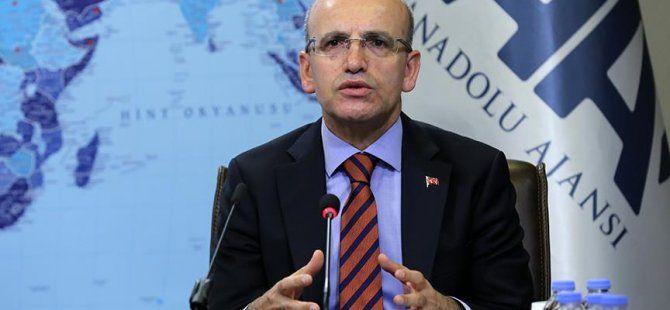 Mehmet Şimşek:'Türkiye'nin temelleri sağlam'