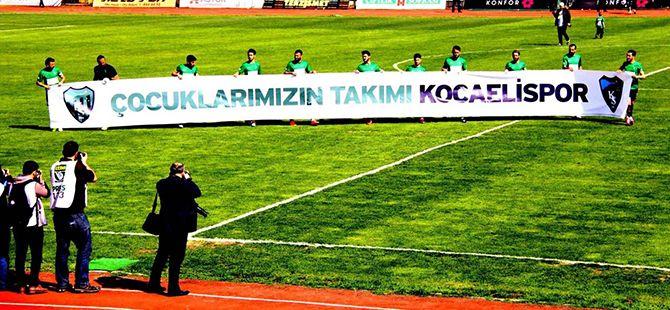 Halkın Takımı Kocaelispor'un maç biletlerini, halk tasarlıyor