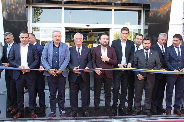 Yılmaz Traktör'ün yeni şubesi Yenişehir'de