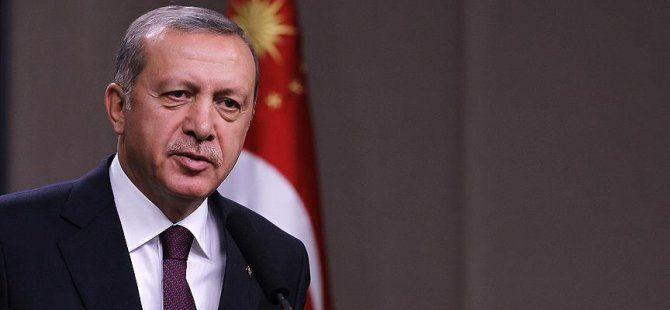 """Cumhurbaşkanı Erdoğan: """"Her türlü tedbiri almakta kararlıyız"""""""