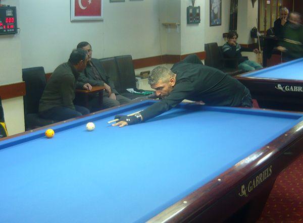29 Ekim Cumhuriyet Kupası Bilardo Turnuvası başladı