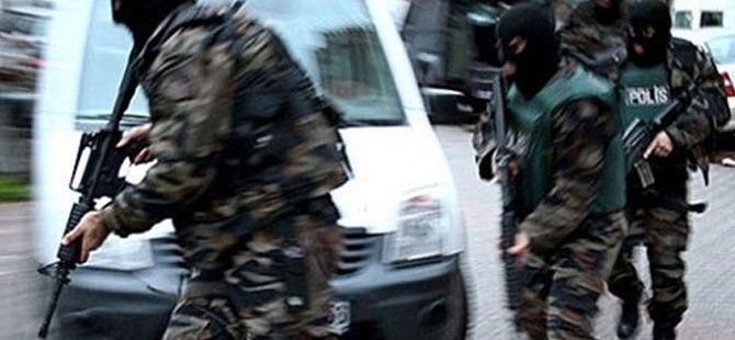 Kocaeli'de terör operasyonu: 2 gözaltı