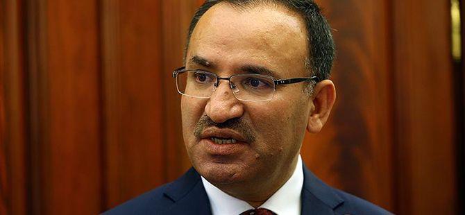 Adalet Bakanı Bozdağ: İstismar düzenlemesini çarpıtıyorlar
