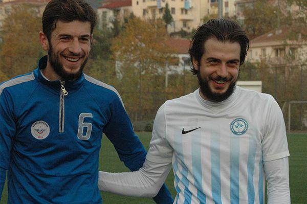 Demirspor ve Sultan Orhan sahasında